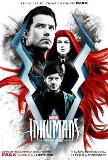 Subtitrare Inhumans - Sezonul 1