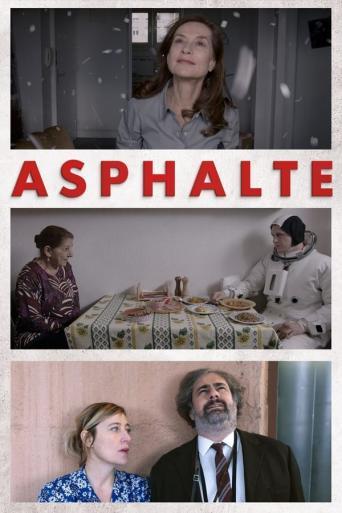 Trailer Ashpalte