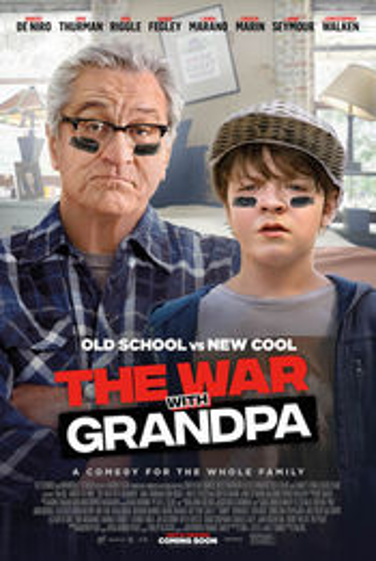 Subtitrare The War with Grandpa