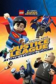 Subtitrare Lego DC Super Heroes: Justice League - Attack of t