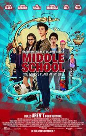 Trailer Middle School: The Worst Years of My Life