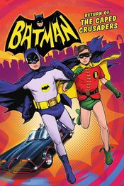 Subtitrare Batman: Return of the Caped Crusaders
