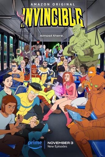 Subtitrare Invincible - Sezonul 1