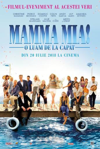 Subtitrare  Mamma Mia! Here We Go Again HD 720p 1080p