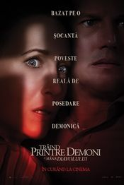 Subtitrare The Conjuring: The Devil Made Me Do It