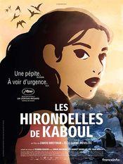Film Les hirondelles de Kaboul