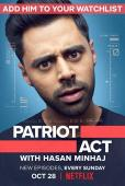 Subtitrare Patriot Act with Hasan Minhaj - Sezonul 2