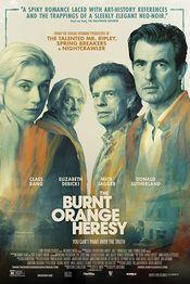 Film The Burnt Orange Heresy