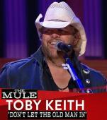 Subtitrare Toby Keith: Don't Let the Old Man In
