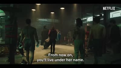 Trailer Undercover